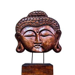 buddha lemn