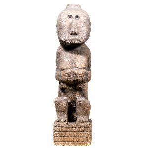statuie tribala