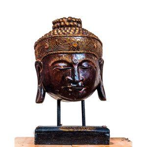 stand buddha