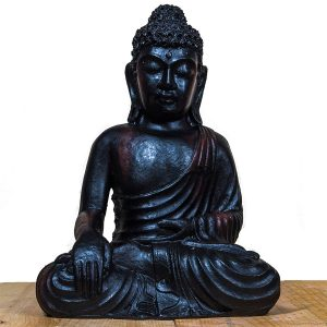 statuie Buddha lemn