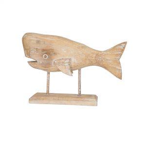statuie lemn maritima