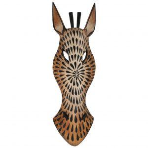 masca girafa